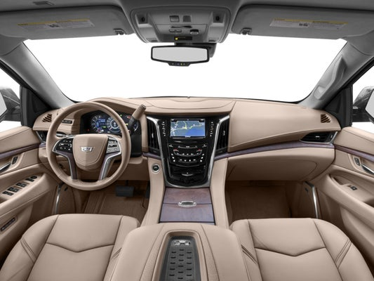 Cadillac Escalade Platinum >> 2016 Cadillac Escalade Platinum