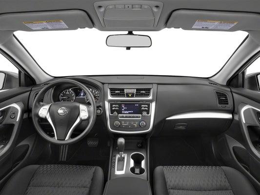 Nissan Altima 2.5S >> 2018 Nissan Altima 2 5 S
