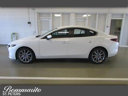 Bommarito St Peters >> 2019 Mazda3 Sedan W Select Pkg
